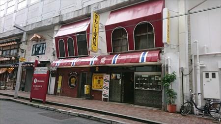 外観 『カレー専門店 クラウンエース 上野店』 (上野駅)