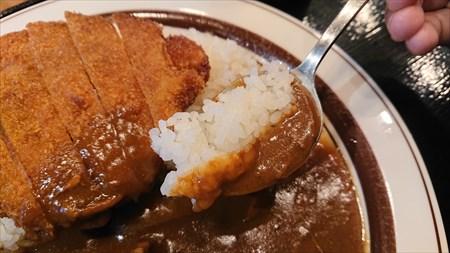 カレー実食 『カレー専門店 クラウンエース 上野店』 (上野駅)