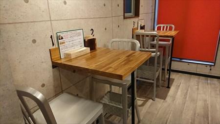 2階席『Pizza Puppet』(人形町駅)