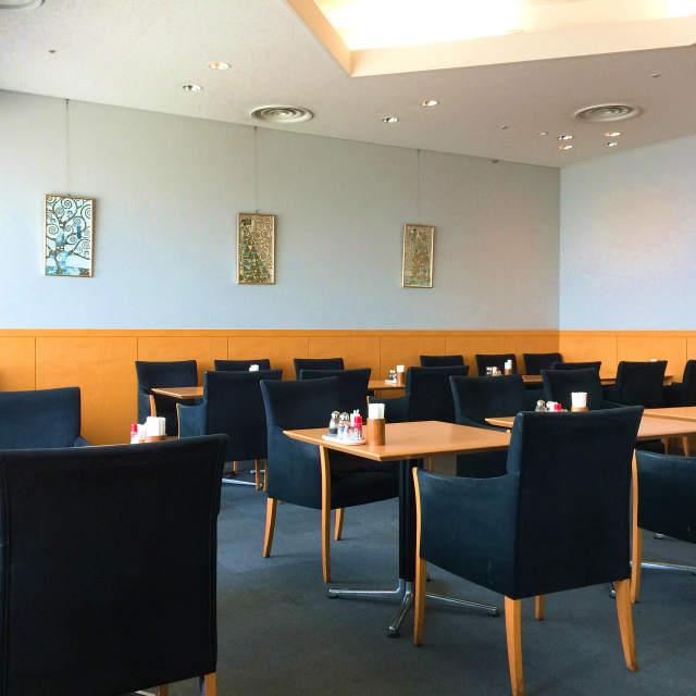 さいたま新都心 合同庁舎1号館 喫茶室
