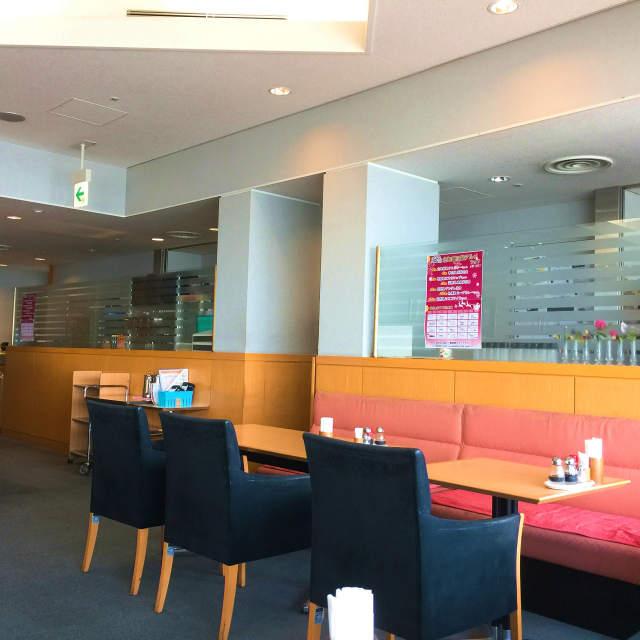 さいたま新都心 合同庁舎1号館 喫茶室 カウンター