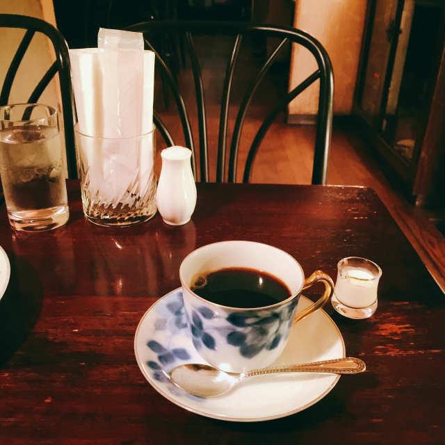 武蔵野珈琲店,コーヒー