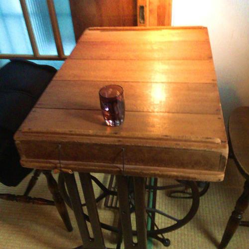 杖テーブル