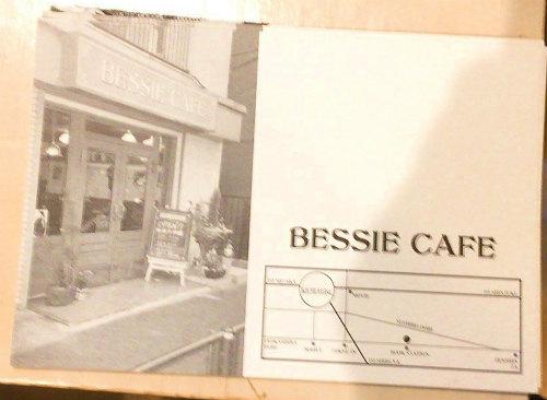ベッシ―カフェ,はがき