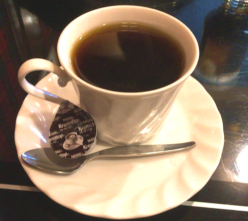 ken coffee&pubコーヒー