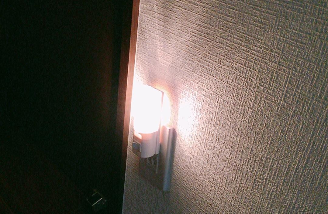 ダイソー,LED人感センサーライト