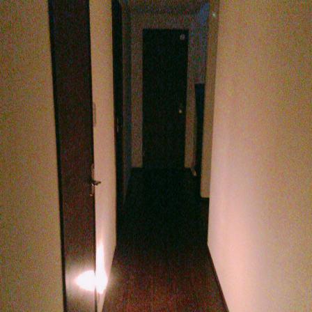 LED人感センサーライト,廊下
