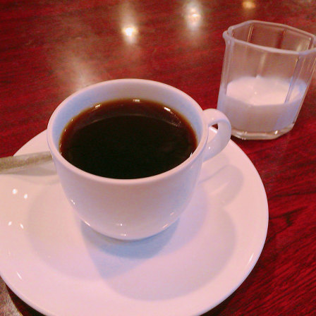 TANTAN,コーヒー