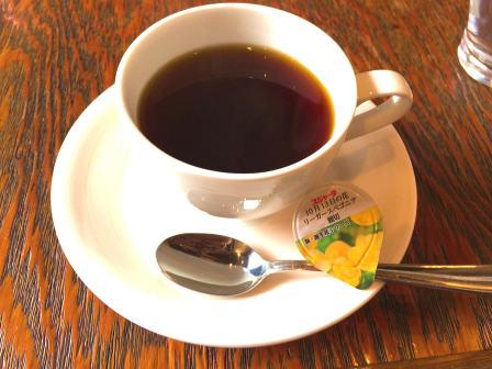 乱歩,コーヒー