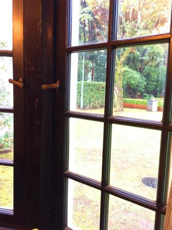 武蔵野茶房東京たてもの園,店内