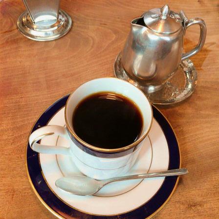 蚤の市,コーヒー