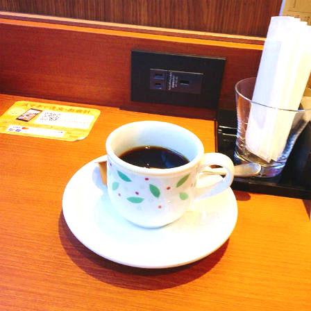 デニーズ,コーヒー