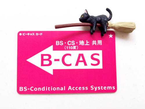WOWOW,B-CAS表