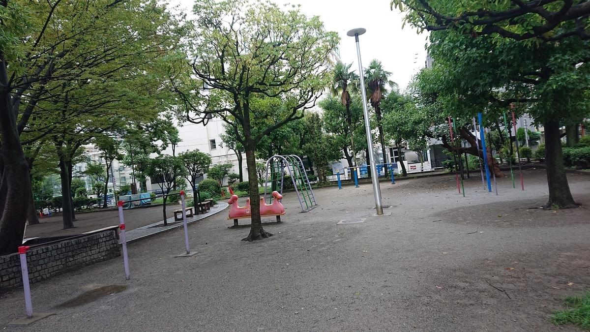 若宮公園の遊具