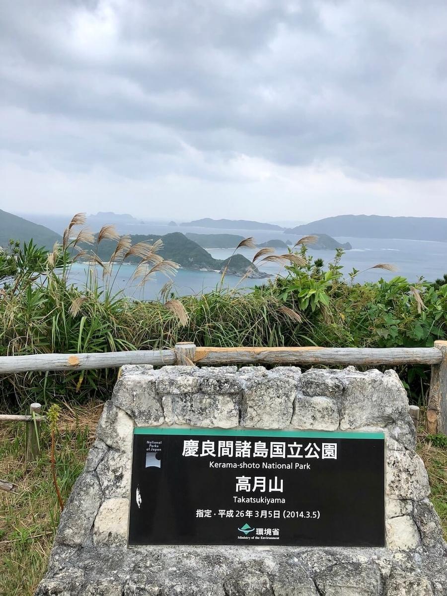 高月山展望台