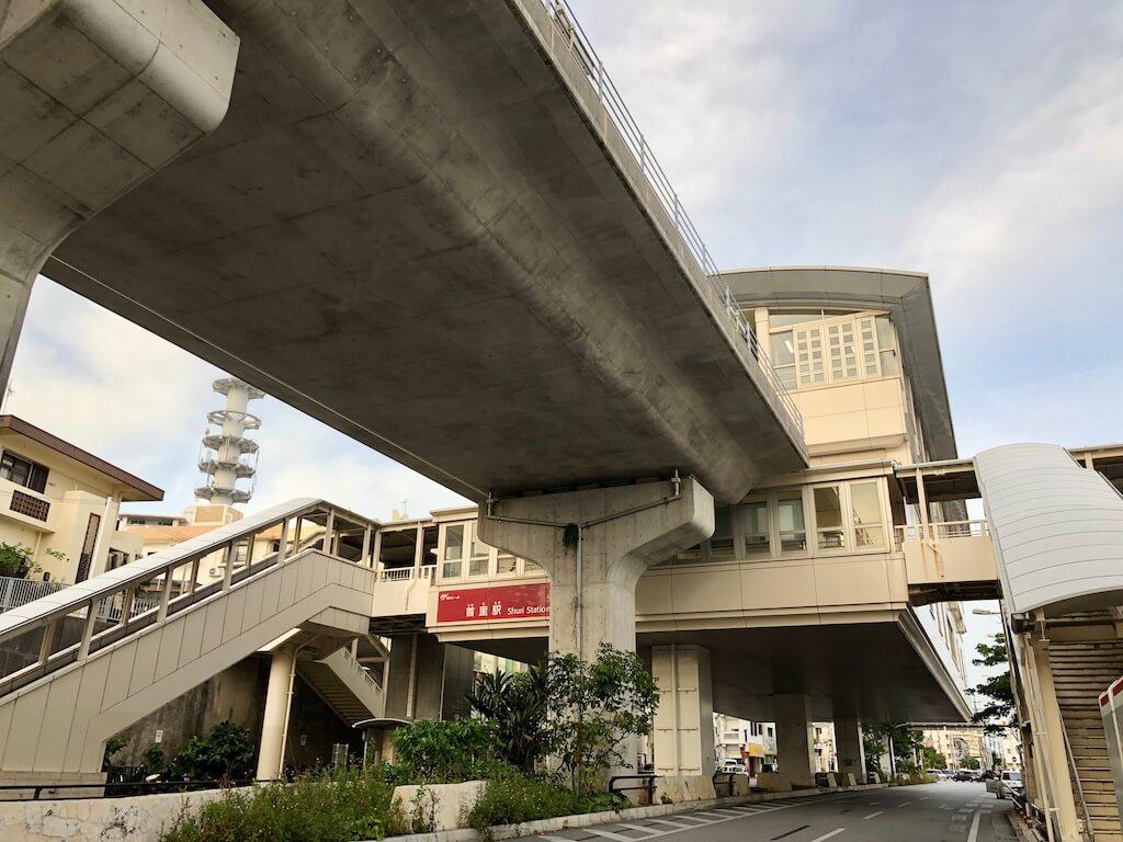 ゆいレール 首里駅