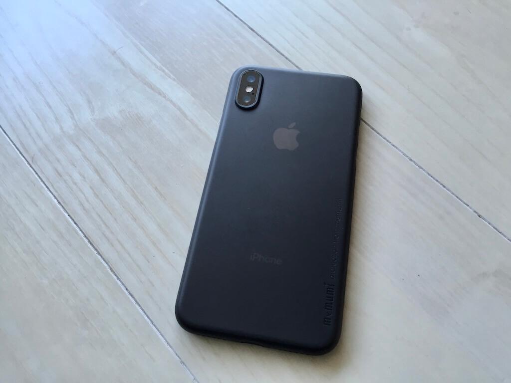 iPhone スリムケース