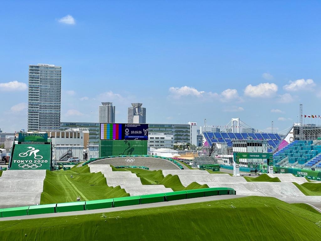 TOKYO2020 有明アーバンスポーツパーク