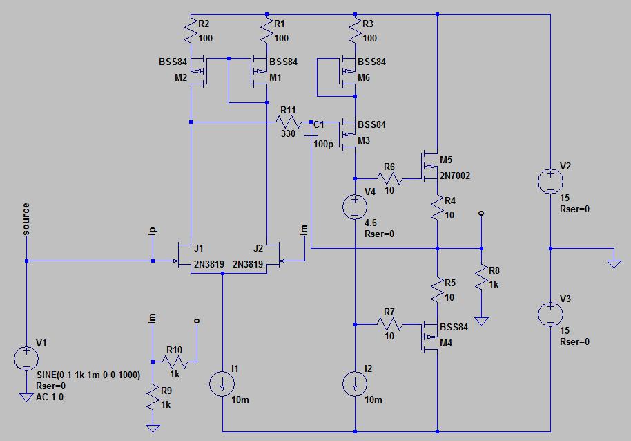 シミュレーション回路1