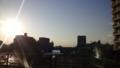 [夕焼け] 桜川橋梁