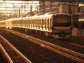 常磐線快速E531系K406編成