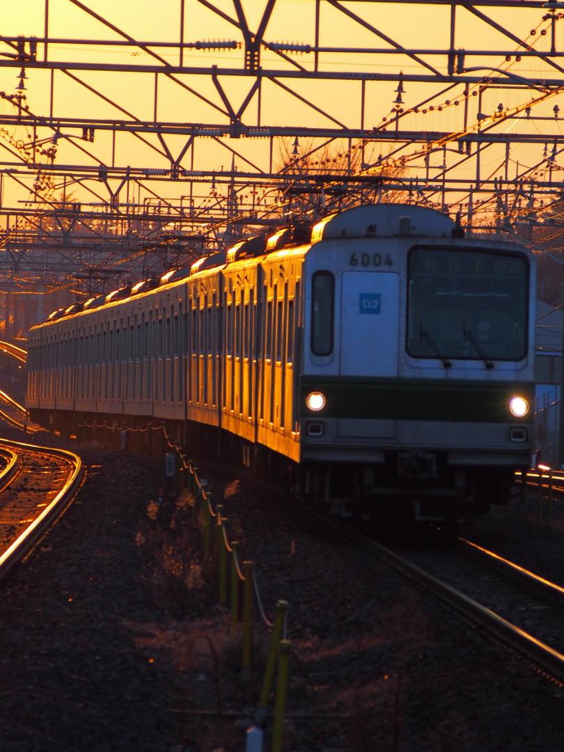 東京メトロ千代田線6000系