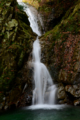 京都新聞写真コンテスト「初撮りの滝」