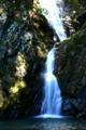 京都新聞写真コンテスト「光と影・識呂の滝」