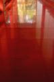 京都新聞写真コンテスト「赤の廊下」