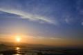 京都新聞写真コンテスト「西の空」