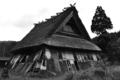京都新聞写真コンテスト「茅葺」