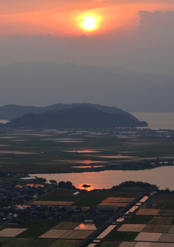 京都新聞写真コンテスト「田園風景」