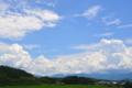 京都新聞写真コンテスト「夏空」
