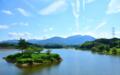 京都新聞写真コンテスト「飛行機雲」