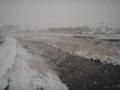 かなりの大雪…
