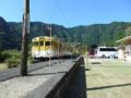 安野駅の車両(廃線)
