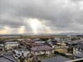 [空]天からの光2012.1.11