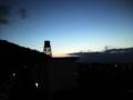 [空][夜明け]夜明け2012.1.13