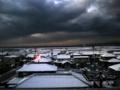 [空][雪][冬]雪の朝2012.2.3