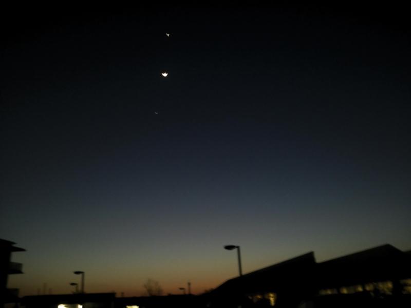 夜空2012.3.26