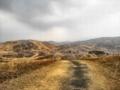[空][秋吉台]秋吉台北山からカルスト大地2012.4.5