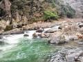 [河][山口県]長門峡①2012.4.5