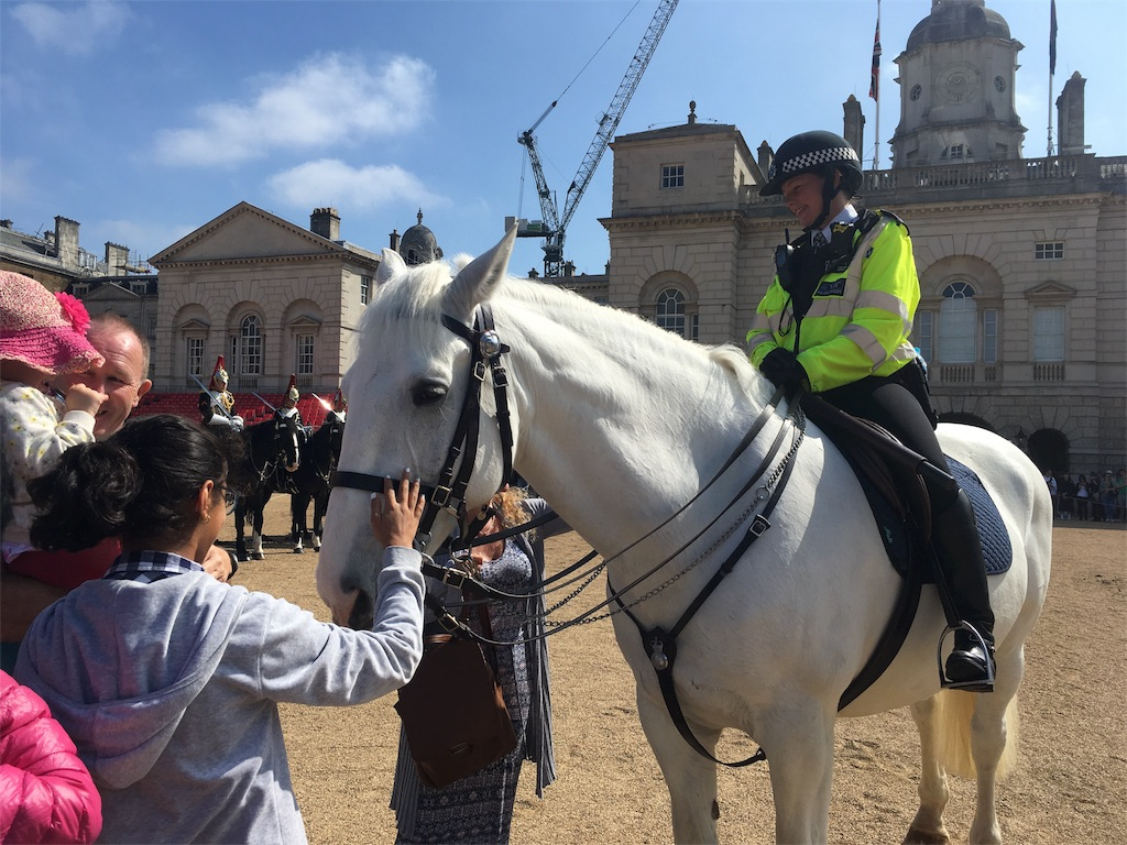 Police-Horse