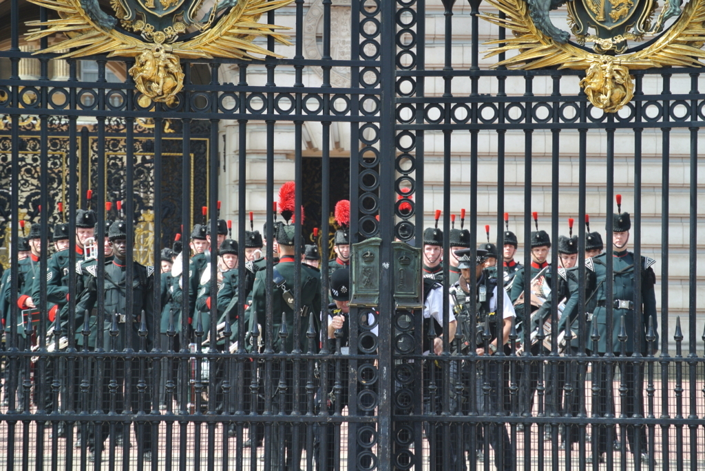 Buckingham Palace-march