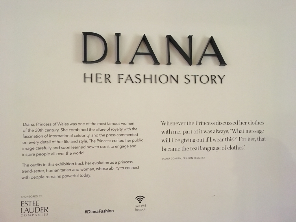 Diana Her Fashion Story