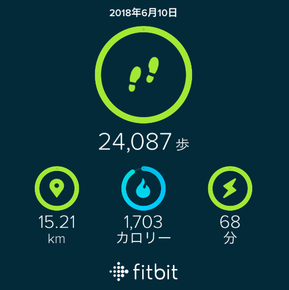 Number of steps-day4