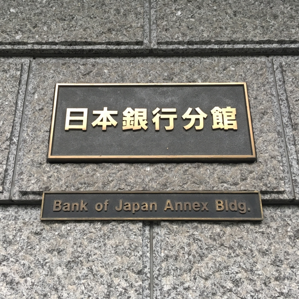 bank of Japan annex