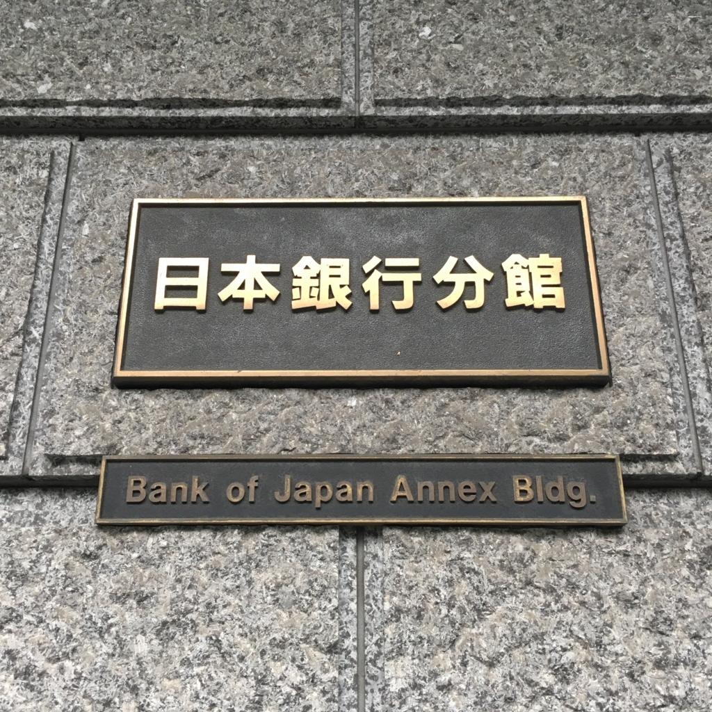 bank of Japan annex