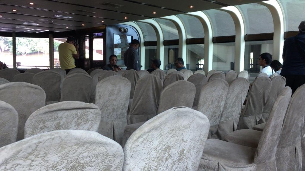 Putrajaya Lake cruise2