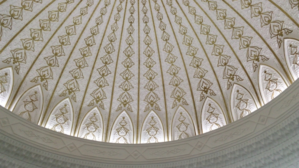 Islamic Arts Museum ceiling4